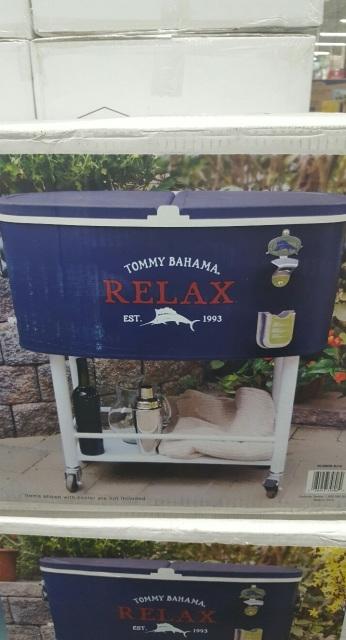 Tommy Bahama 82 Quart Rolling Party Cooler Usabestdealz Com