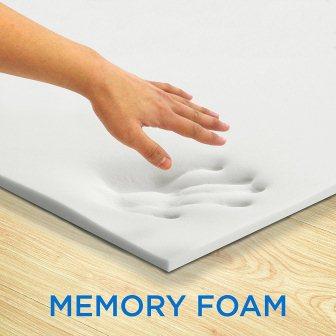 Paw Patrol Memory Foam 2 Sided Jumbo Gelli Mat Play Mat